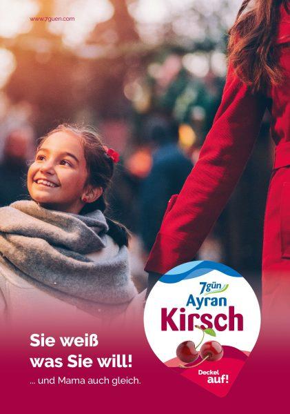 7gün - Plakat, Kirsch
