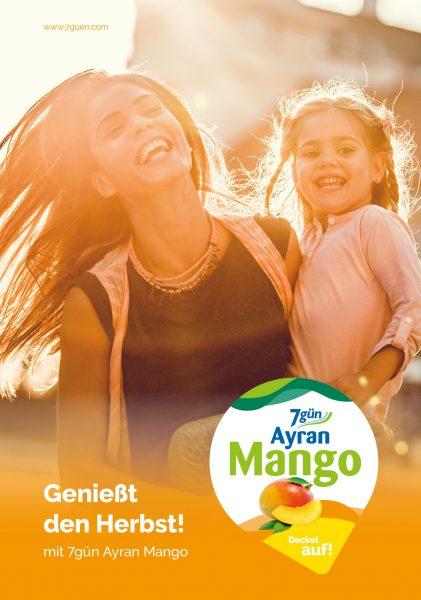 7gün - Plakat, Mango
