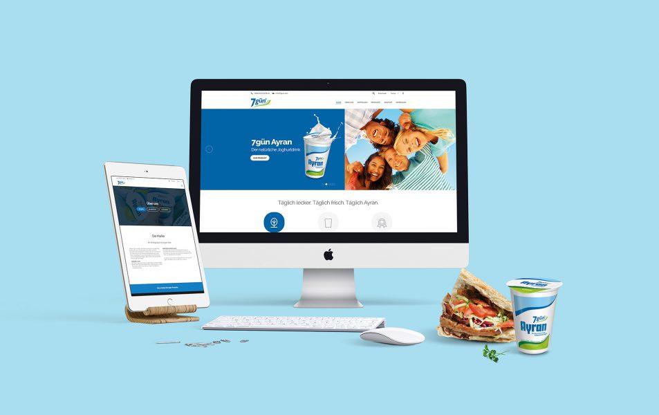 7gün - Website