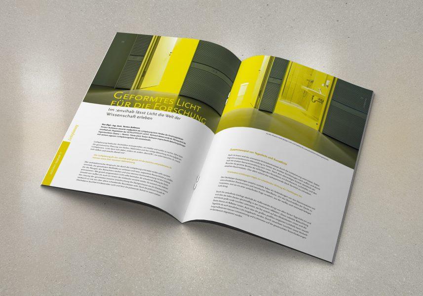 architektur + bauphysik Magazin Innenseite