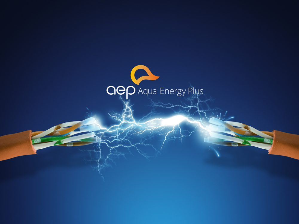Aqua Energy Plus - Logo