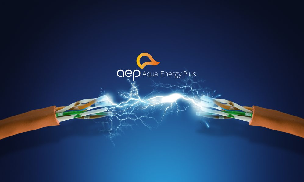 Aqua Energy Plus - Logo
