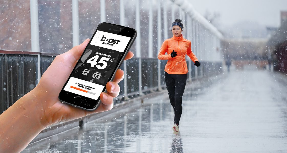 Beast Aesthetic - Fitness-App