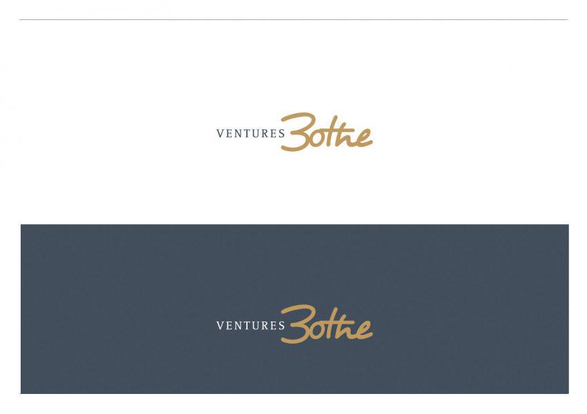 Bothe Ventures - Logo Entwicklung 2