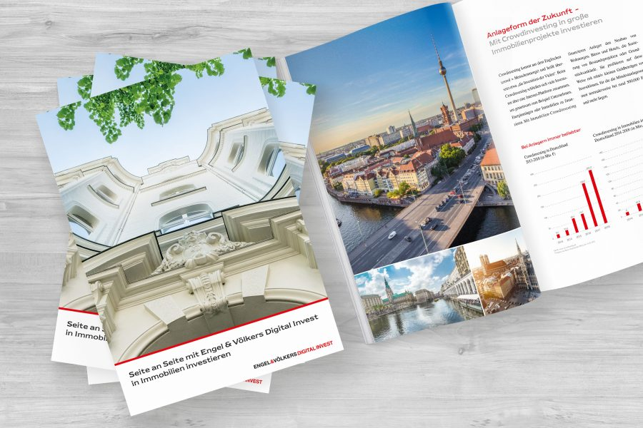 Engel & Völkers Digital Invest - Imagebroschüre