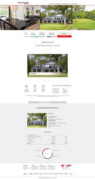 Engel & Völkers Capital - Projektdetailseite - 2