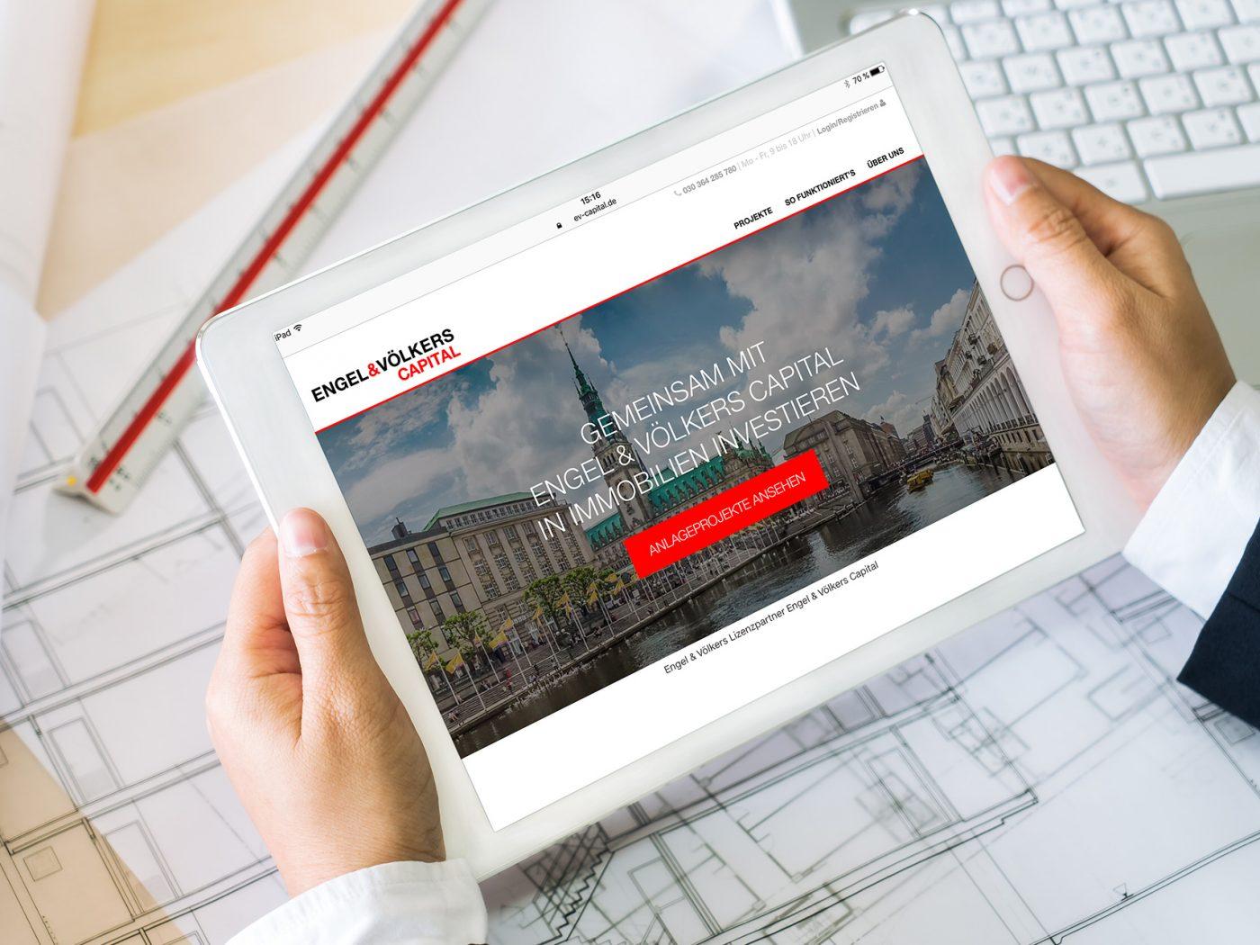 Engel & Völkers Capital Startseite