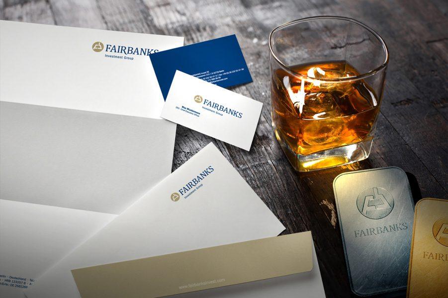 Fairbanks - Geschäftsausstattung