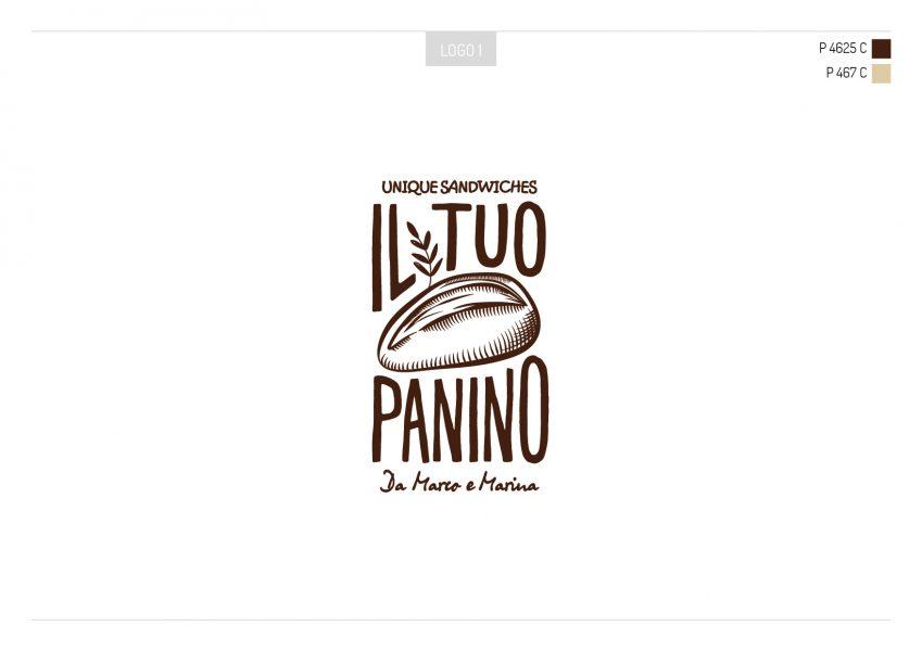 Il Tuo Panino - Logoentwurf 1