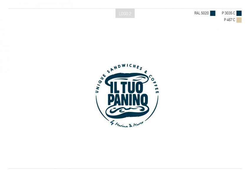 Il Tuo Panino - Logoentwurf Final