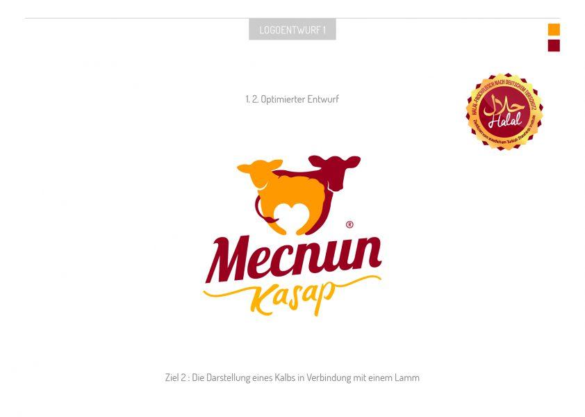 Mecnun - Logoentwurf Final