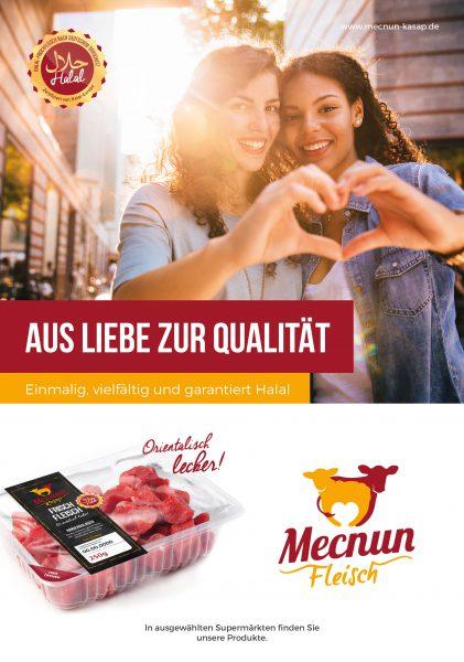 Mecnun - Startkampagne