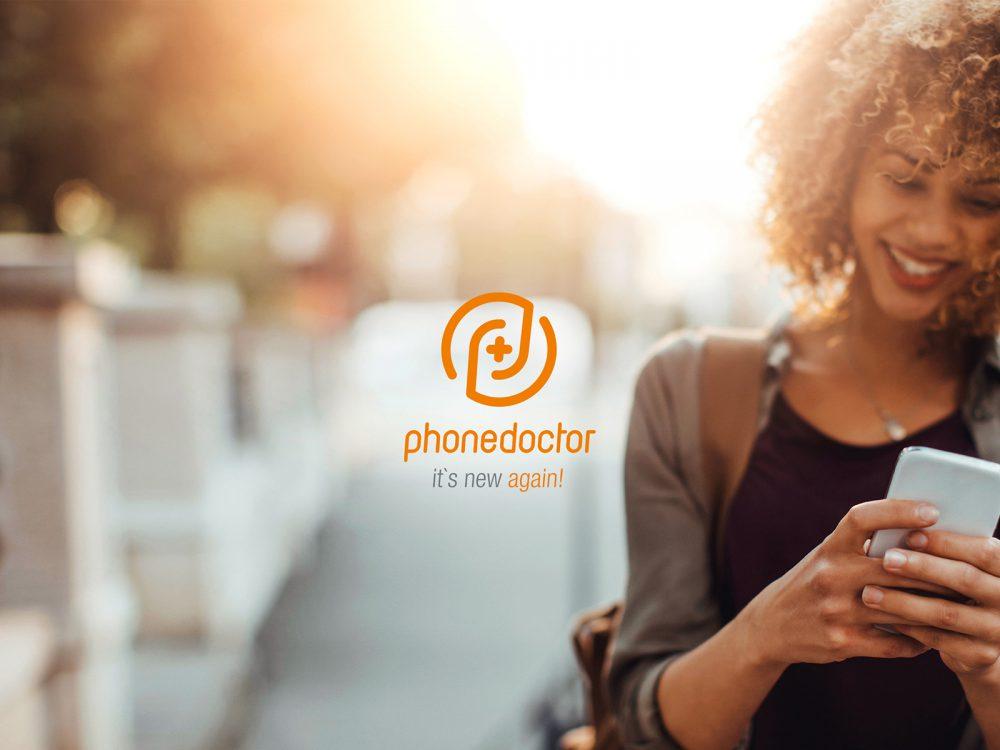Phonedoctor - Logo