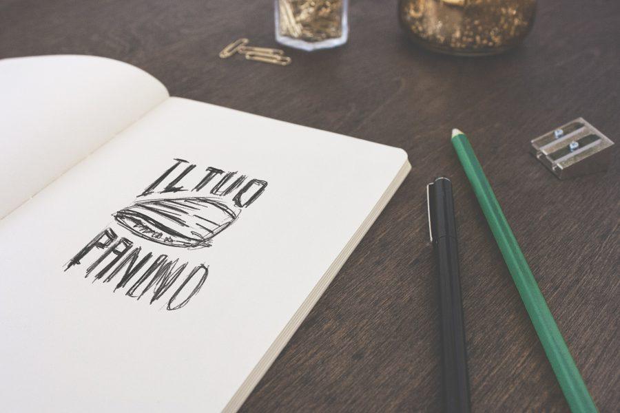 Il Tuo Panino - Logo Scribble