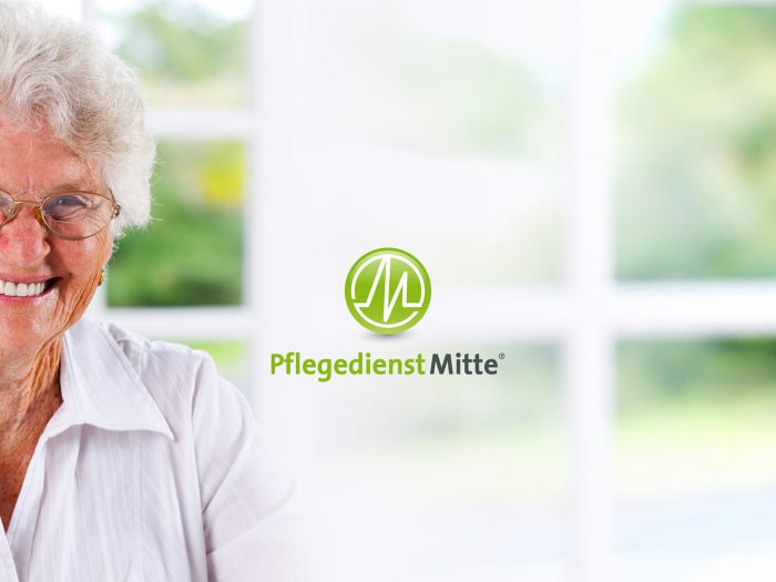 Pflegedienst Mitte - Logo