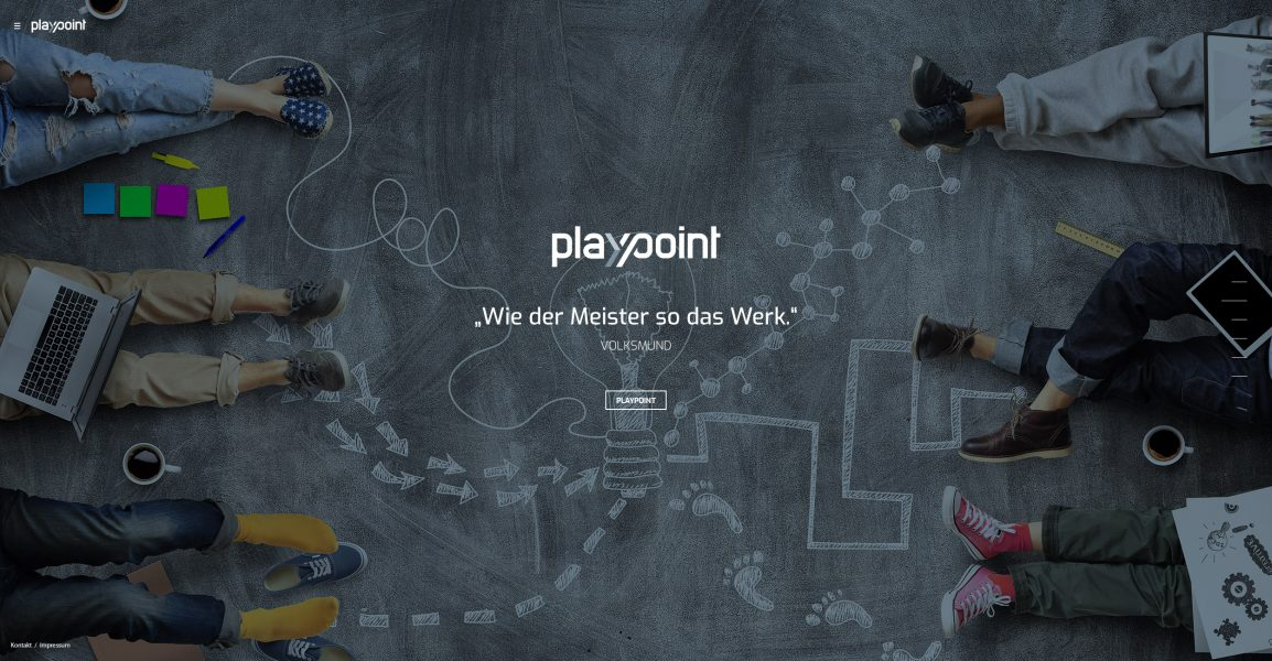 playpoint Homepage