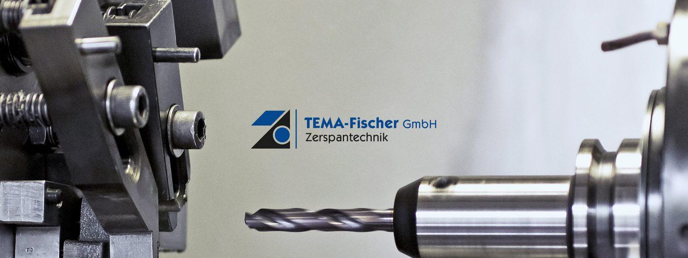 Tema-Fischer - Logorelaunch