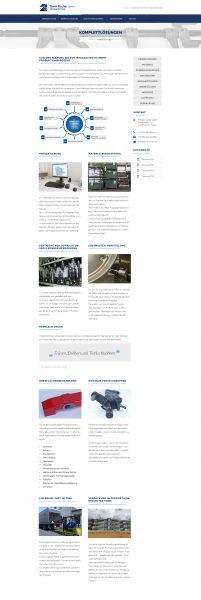 Tema-Fischer - Website,Komplettlösungen