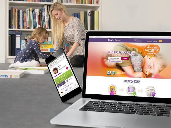 Kinderfee Website
