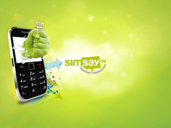 simsay - Logo