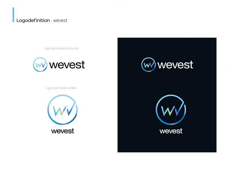 wevest - Dachmarke